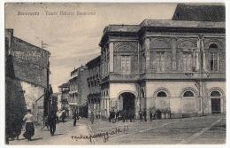 BENEVENTO - TEATRO VITTORIO EMANUELE - 1926 - Vedi Retro - Formato Piccolo - Benevento
