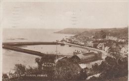 1939 St Aubins JERSEY Postcard - Jersey