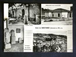 TOSCANA -AREZZO -SESTINO -F.G. LOTTO N°393 - Arezzo