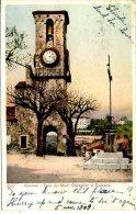 FRANCE - CANNES - TOUR DU MONT CHEVALIER ET CALVAIRE 1930 - Cannes