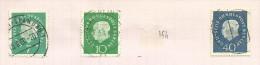 Allemagne Berlin N°162A, 163, 165 Cote 5.30 Euros - [5] Berlin
