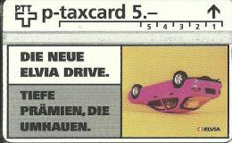 PTT p: 410L Elvia Versicherung - Elvia drive