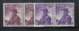 W1954 - IRLANDA 1957 , Serie N. 130/131 : Coppie  * Mint . - 1949-... Repubblica D'Irlanda