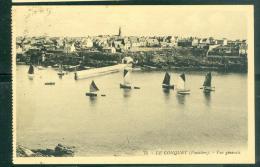 N°75   -  Le Conquet  ( Finistère )  -  Vue Générale  - Eaj81 - Le Conquet