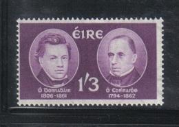 W1961 - IRLANDA 1962 , 1,3/-  P. N. 154  ***  MNH - 1949-... Repubblica D'Irlanda