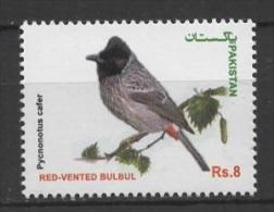 Pakistan (2013) - Set -   /  Aves - Birds - Oiseaux - Vogel - Pájaros