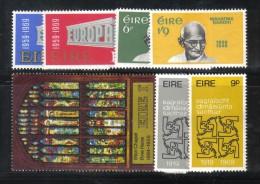 W1984 - IRLANDA , 4 Serie Diverse ***  MNH - 1949-... Repubblica D'Irlanda