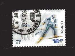 Romania - ° 2014 -  Sochi.ru - Schi Fond - 1948-.... Repubbliche