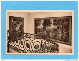 MARSEILLE-rue Montgrand-musée Cantini-l'escalier D'honneur Avec Les Tableaux-edit Detaille-années 20 - Museos