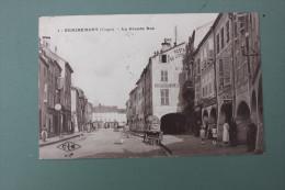 1 REMIREMONT LA GRANDE RUE - Remiremont
