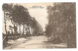 (560-62) Berck Plage - Le Chemin Des Anglais - Berck