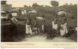 CONGO FRANCAIS - Groupe D´Enfants Bavilis - Cie Française Du Haut-CONGO - Congo Français - Autres