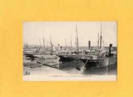 MARSEILLE - Un Coin Du Port De La Juliette - Vieux Port, Saint Victor, Le Panier