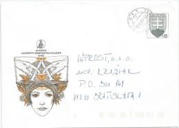 Slovakia 2002. Cover - Slowakije