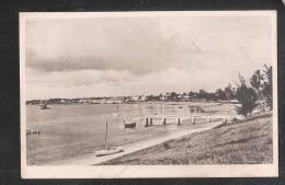 The Harbour Dar-es-Salaam DAR ES SALAAM TANGANYIKA No.56 MS FERNANDES DAR ES SALAAM UNUSED - Tanzania