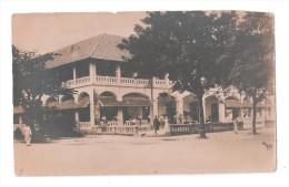 RP TANGA HOSPITAL  WITH NURSE OUTSIDE DAR ES SALAAM TANGANYIKA - Tanzania