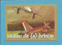 AVI�ES - ARRONCHES - MUSEU DE ( A ) BRINCAR - Postcard - Portugal - 2 SCANS
