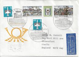 Germany (DDR) 1990  Briefmarkenausstellung Der Jugend  Mi.3338-3339+2831 - Lettres & Documents