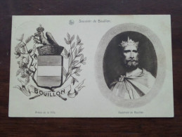 Souvenir De Bouillon - Anno 1929 ( Zie/voir Foto Voor Details ) !! - Bouillon