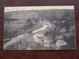 Remouchamps Panorama - Anno 1922 ( Zie/voir Foto Voor Details ) !! - Aywaille