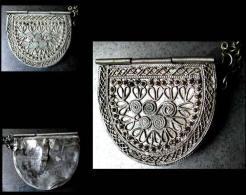 Central Ancien Porte-coran D'Oman / Vintage Omani Kuran Holder - Arte Orientale