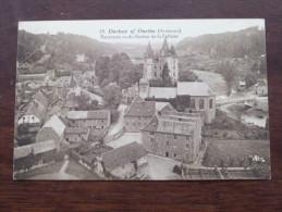 Durbuy S/ Ourthe Panorama Vu Du Rocher De La Fallaise ( 19 ) - Anno 1927 ( Zie/voir Foto Voor Details ) !! - Durbuy
