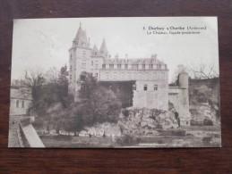 Durbuy S/ Ourthe Le Château FaçadePostérieure ( 8 ) - Anno 1927 ( Zie/voir Foto Voor Details ) !! - Durbuy