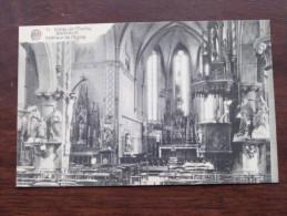 Vallée De L'Ourthe Intérieur De L'Eglise ( 11 ) - Anno 1927 ( Zie/voir Foto Voor Details ) !! - Durbuy