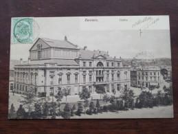 Théâtre -  Anno 1906 ( Zie/voir Foto Voor Details ) !! - Verviers