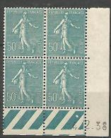COIN DATE N� 362 / 1938 NEUF* TTB