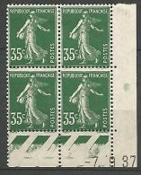 COIN DATE N� 361 / 1937 NEUF* TTB