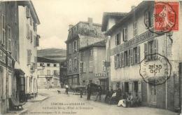 LAMURE SUR AZERGUES LE FOND DU BOURG HOTEL DU COMMERCE - France
