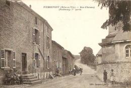 PIERREPONTRue D'arrancy - Autres Communes