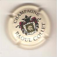 CAPSULE MUSELET CHAMPAGNE RAOUL COLLET  (blason Multicolore Sur Beige Clair) - Autres