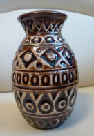 Vintage Pottery BAY Keramik W.Germany  West Germany Home Decor VASE No. 92 14 -  1970s - Ceramics & Pottery