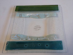 Vintage Norway Home Decor Glass Maneten Glass-Maneten Design Bowl - Glass & Crystal