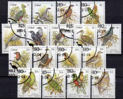 WWF 1981 Ciskei 5/21,237+Block 8 O 35€ Vögel In Südafrika Turaco M/s EXPO Philatelic Bloc Birds Sheet Bf Southafrica RSA - Cuckoos & Turacos
