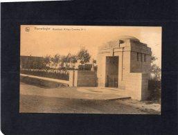 47712     Belgio,  Vlamertinghe,  Brabdhock Military  Cemetery,  NV - Ieper