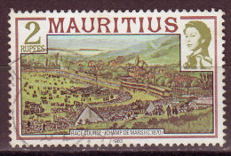 MAURICE -1983 - YT  N° 572     Oblitéré - - Maurice (1968-...)