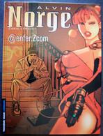 BD ALVIN NORGE - 1 - @enfer.Zcom - Rééd. 2002 Troisième Vague - Alvin Norge