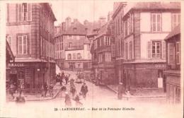 29 LANDERNEAU RUE DE LA FONTAINE BLANCHE PAS CIRCULEE - Landerneau
