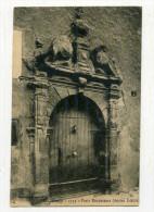 CP, 84 , ORANGE , Porte Renaissance (Ancien Evêché) - Orange