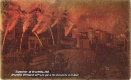 Exposition De Bruxelles 1910 - België