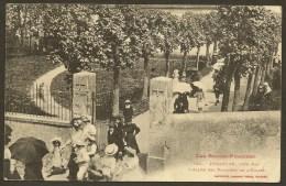 JURANCON Rare L'All�e des Platanes de l'Eglise (Labouche) Pyr�n�es Atlantiques (64)