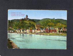 49268   Germania,   Cochem  Mit  Burg,  NV(scritta) - Cochem