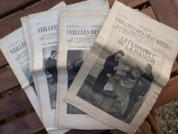 1935 Vdc (20 Revues) :LES LUMIERES DE LA MAISON D'Eric De Cys;Guynemer;Au Quartier Latin Autrefois;Duc De Penthièvre - Bücher, Zeitschriften, Comics