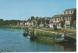 SAINT-VALERY-SUR-SOMME (Somme 80)   Le Port     LA COTE D´OPALE - Saint Valery Sur Somme