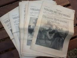 1935 Vdc 19 Revues:L'HOMME RETRANCHE DU MONDE,Emmanuel Soy;Béatrice D'Este Mode;Jacopone De Todi;Au Café De Niederstein - Bücher, Zeitschriften, Comics