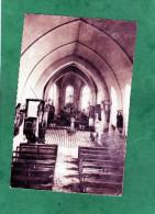 Saint-Fiacre (77) Intérieur De L'église - France