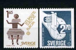 SUEDE - 1983 - EUROPA BALLETS SUEDOIS - Dance